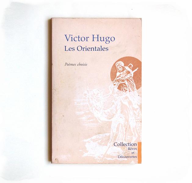 Les Orientales Victor Hugo